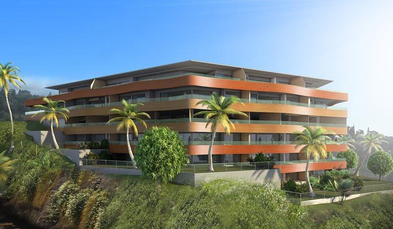 Résidence prestige La Villa Monte-Carlo à Tahiti