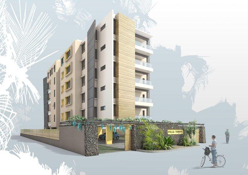 Villa Terure : choisissez votre nouvel appartement à Papeete
