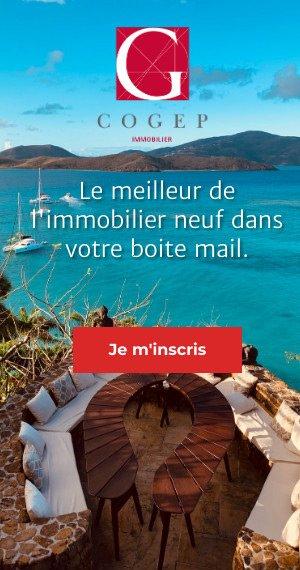 Incription newsletter immobilier neuf tahiti