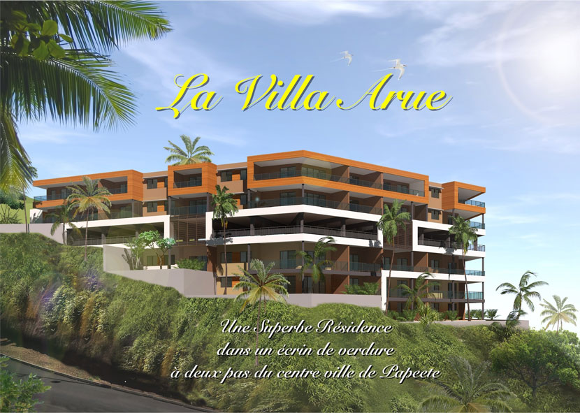 Villa Arue